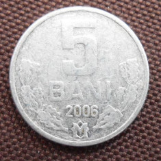 MOLDOVA 5 BANI 2006, Europa, An: 1978, Cupru-Nichel