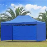 Pavilion impermeabil cu pereti 4.5m x 3m x 2.6h - Pavilion gradina