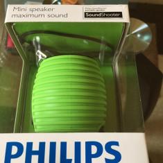 Boxa Philips Mini Speaker - Boxa portabila