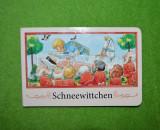 Carte pentru copii, in limba germana, Schneewittchen (Alba ca Zapada), 10 pagini
