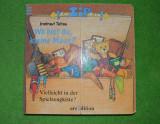 Carte pentru copii, in limba germana, Wo bist du, kleine Maus?, pagini de carton