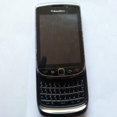 Blackberry 9800 - 199 lei - Telefon BlackBerry, Negru, Nu se aplica, Neblocat, Fara procesor