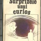 Ionel Chiru - SURPRIZELE UNUI CURIOS * roman umoristic - Nuvela