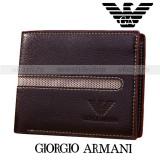 GIORGIO ARMANI - PORTOFEL BUSINESS LUX DIN PIELE
