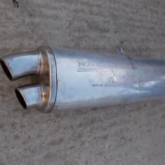 Toba moto sport Remus Viper aluminiu - Toba esapament Moto