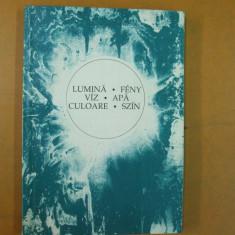 Muzeul Crisurilor galeria de arta Oradea 1991 Lumina apa culoare - Album Muzee