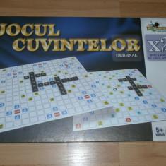 Jocul cuvintelor x2 joc educativ Scrable in limba romana - Puzzle Altele, Alte materiale, 3D, Unisex