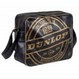 Lichidare de stoc! Ghiozdan Rucsac geanta Dunlop - 40cm x 32cm x 13cm