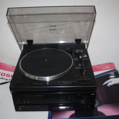 Amplificator Pioneer VSX 405rds 4x75w+pik up Pioneer PL770 - Amplificator audio Pioneer, 41-80W