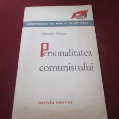 GHEORGHE NASTASE - PERSONALITATEA COMUNISTULUI 1967