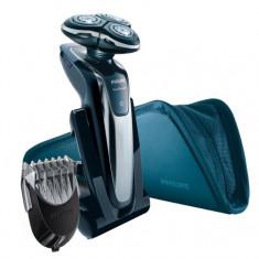 Philips Aparat de barbierit ( Aparat de ras ) SensoTouch RQ1275/17 Gyroflex 3D, Numar dispozitive taiere: 3