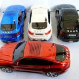 Mini Boxa portabila MP3 player + radio fm usb masina BMW X6 ALB