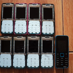 Lot telefoane / pachet telefoane nokia 3500c ! 9 bucati ! - Telefon Nokia, Negru, Nu se aplica, Neblocat, Fara procesor