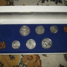 Set monetarie Belgia 1976, Europa