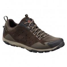 Pantofi pentru barbati Columbia Conspiracy Razor Leather (CLM-BM2575-COR) - Ghete barbati Columbia, Marime: 45, Culoare: Maro