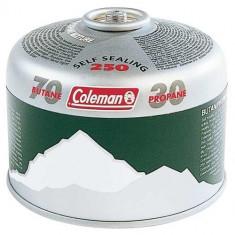 Butelie / Cartus Gaz Coleman 250 - Aragaz/Arzator camping