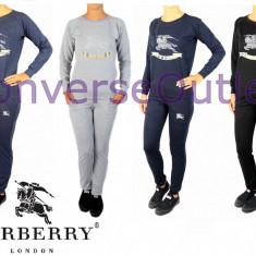 Trening dama BURBERRY - Model nou - Reduceri de pret!, Marime: S, M, L, XL, Culoare: Bleumarin, Gri, Negru