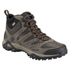 Ghete barbatesti, impermeabile Columbia Peakfreak Xcrsn Leather Outdry (CLM-BM3935-MUD) - Ghete barbati Columbia, Marime: 41, 43, 46, Culoare: Maro