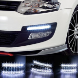 PROIECTOARE LUMINI DE ZI DRL 8 LED, Universal