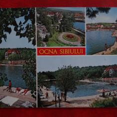 SEPT15-Vedere/Carte postala-Ocna Sibiului-necirculat - Carte Postala Banat dupa 1918, Circulata, Printata