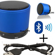 Boxa BLUETOOTH portabila MP3 PLAYER Bass