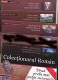 RFL ROMANIA revista filatelie numismatica COLECTIONARUL ROMAN 4 numere 2009