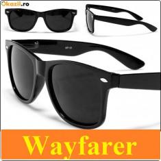 Ochelari de soare Wayfarer + SACULET - Ochelari stil wayfarer, Unisex