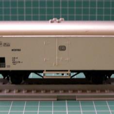 Vagon transport marfa acoperit marca Marklin scara HO _5, H0 - 1:87, Vagoane