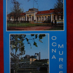 SEPT15-Vedere/Carte postala-Ocna Mures-intreg postal-necirculata - Carte Postala Banat dupa 1918, Printata