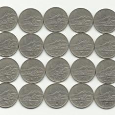 ROMANIA 1 LEU 1966 - Moneda Romania