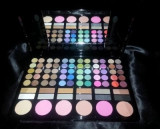 Trusa de machiaj make up fard farduri profesionala 78 culori 6 blush pudra ruj