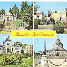 CPI (B5791) MAUSOLEE - JUD. VRANCEA, SOVEJA, MARASTI, FOCSANI, MARASESTI - Carte Postala Moldova dupa 1918, Necirculata, Fotografie