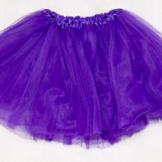Fusta balet (tutu) mov, superba, Marime: One size