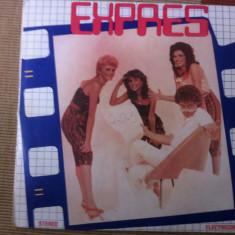 Expres grup 2 x 2 5 disc vinyl muzica pop funk disco dance lp 1983 electrecord, VINIL