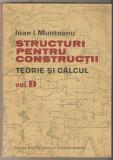 Ioan I.Munteanu-Structuri pentru constructii* vol.2, Alta editura