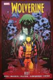 Wolverine Rot, Benzi Desenate Marvel Comics