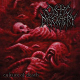 CYSTIC DYSENTERY (US) – Culture Of Death CD 2012 (Brutal Death Metal)
