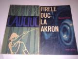 MANFRED KUNNE - CAUCIUC + FIRELE DUC LA AKRON