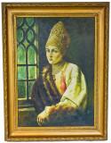 PORTRET, Portrete, Ulei, Realism
