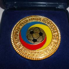 Medalie Federatia de Fotbal din ROMANIA