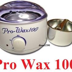 Decantor ceara Pro wax 100 incalzitor ceara