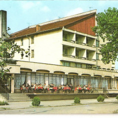 CPI (B5769) JUD. IASI, HARLAU. HOTELUL RARESOAIA - Carte Postala Moldova dupa 1918, Necirculata, Fotografie