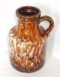 Cumpara ieftin Vaza colectie, ceramica emailata fat lava - marcaj Scheurich 414-16 - Germania