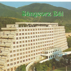 CPI (B5795) SANGEORZ BAI. HOTEL HEBE