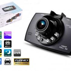 DVR Auto Novatek Camera Video 12MP Full HD 1080P WDR Nightv H.264 30fp 170° 8gb