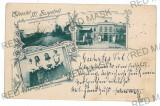 3084 - SIGHET, ETHNICS, Maramures, Litho - old postcard - used - 1899, Circulata, Printata