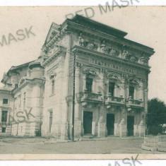 3087 - Olt, CARACAL, Thatre - old postcard, real PHOTO - used - 1938 - Carte Postala Oltenia dupa 1918, Circulata, Fotografie