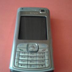 Telefon mobil Nokia N70 stare foarte buna - Telefon Nokia, Negru, <1GB, Neblocat, Single core, Nu se aplica