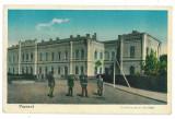 3130 - Iasi, PASCANI, Railway Station - old postcard - unused