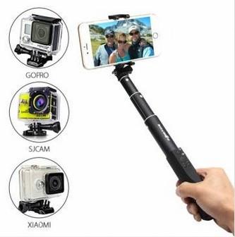 Selfie Stick BlitzWolf Bluetooth foto